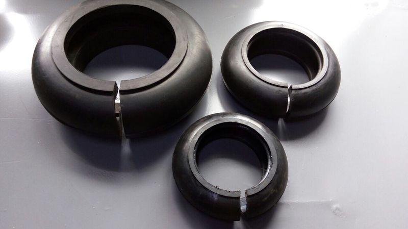 Резинокордные торообразные оболочки высокоэластичных муфт